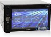Sony in Dash DVD