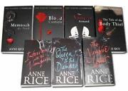 Anne Rice Vampire Chronicles