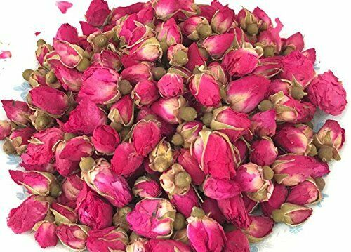 4oz-1LB Rosebud Red Rose Buds Flower Floral Herbal Dried Chinese Tea