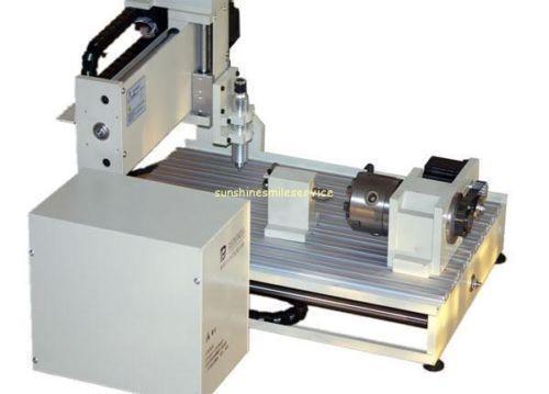 cnc 4 axis machine