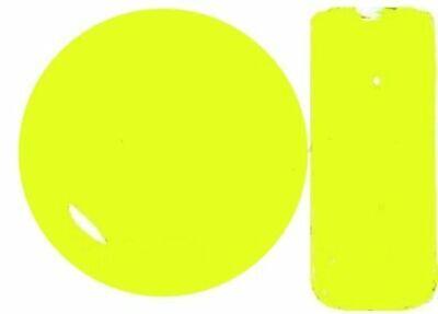 Lemon Gel (5ml Deluxe Farbgel neon lemon neon Gelb   made in Germany. )