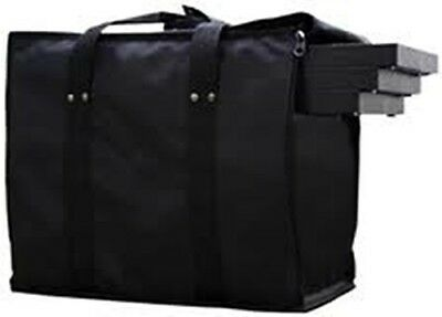 Premium Jewelry Travel Case With 8 Of The 1 12 Black Trays