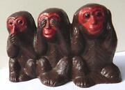Vintage Monkey Figurine