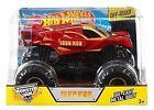 Hot Wheels Monster Jam Iron Man Diecast Monster Trucks