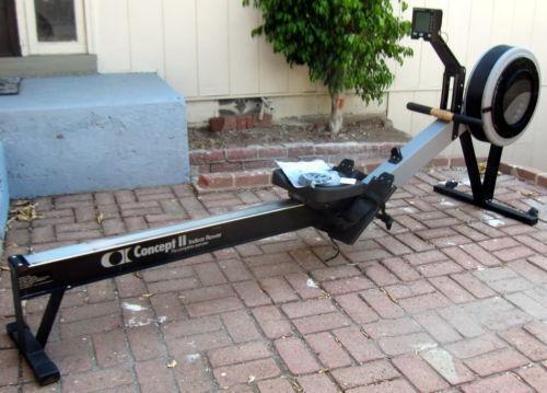 ebay concept 2 rowing machine