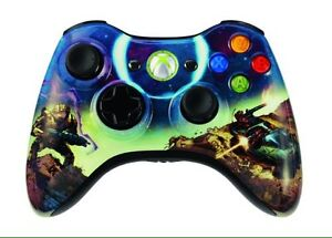 Halo 3 limited edition Xbox 360 controller