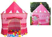 Childrens Play Tents
