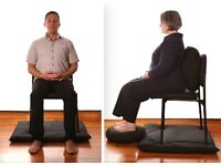 Meditation teacher wishing to teach simple easy way of relaxing the mind