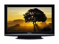 "Panasonic 42"" Plasma LCD Full HD 1080p with Freeview"