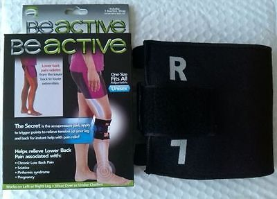New As Seen On Tv Beactive Pressure Point Brace For Back Pain    Be Active
