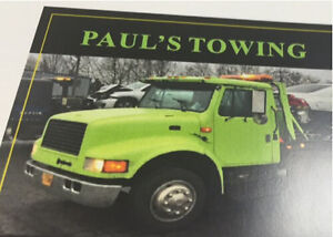 Paul's Towing: Cheap $79 FlatRate Towing! No Hidden Fees