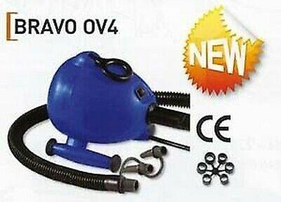 Inflador Bomba Eléctrico ' Bravo Ov4' 220V - 950 Lt / Min....