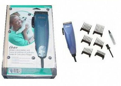 Oster Dog (OSTER pet DOG animal CLIPPER /TRIMMER 10 PC W/combs NEW )