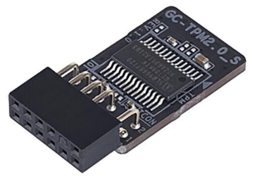GIGABYTE GC-TPM2.0_S 2.0 TPM Module (12 Pin 12-1) LPC TPM 2.0 Trusted Platform