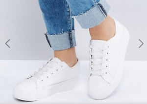 New Look UK Platform Sneakers - Brand New Unworn