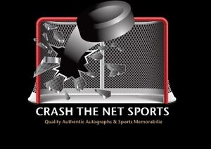 Authentic Autographed Hockey Memorabilia by Crash the Net Sports