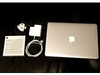 """MacBook Pro 13"""" with Retina Display 256GB Model in Excellent Condition"""