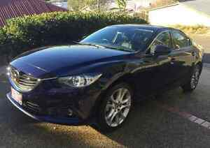 2013 Mazda Mazda6 Sedan **12 MONTH WARRANTY** Coopers Plains Brisbane South West Preview