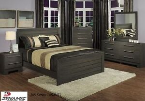 BRAND NEW QUEEN SIZE COMPLETE BED WITH FREE DELIVERY