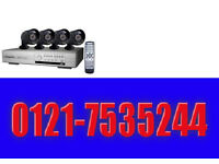 cctv camera hd system supplied and fitted ip
