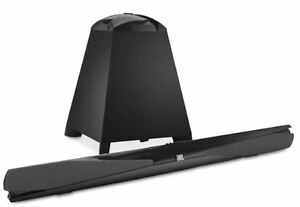 JBL Cinema SB300 Soundbar with wireless subwoofer
