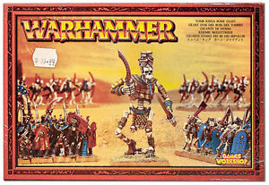 TOMB KINGS BONE GIANT Warhammer - Sealed box - metal