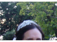 Amanda Watt Wedding Head Band