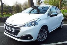 2016 Peugeot 208 1.6 BlueHDi 100 Allure 5 door [non Start Stop] Diesel Hatchback
