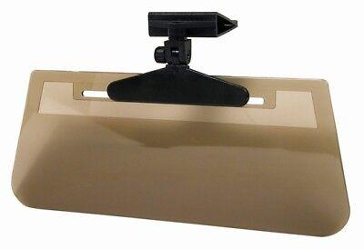 Tinted Sun Visor Flip Clip-On Extension Shield for Auto-Car-Truck Interior