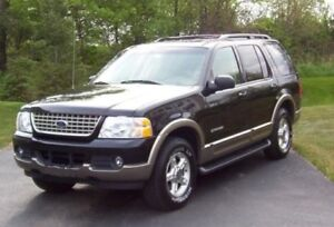 2002 Ford Explorer- Great family vehicle!!!!!