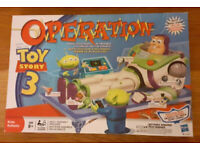 Toy story operation game