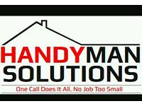 Handyman service cheapest prices guaranteed