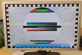 Dell 19 inch widescreen lcd monitor like new
