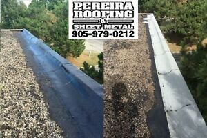 Flat Roofing Repairs, Removal, New Installment & Inspections. London Ontario image 9