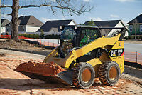 Skidsteer Services Available Today!
