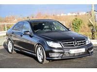 Mercedes-Benz C220 2.1CDI ( 170ps ) ( Premium Plus ) 7G-Tronic Plus 2014.5 AMG