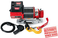 Warn 9.0 Rc 9000lbs Winch with Medium duty accessory kit NEW!!