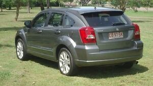 2011 Dodge Caliber PM MY11 SXT Grey 6 Speed Constant Variable Hatchback Winnellie Darwin City Preview