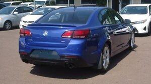 2015 Holden Commodore VF II MY16 SV6 Blue 6 Speed Sports Automatic Sedan Winnellie Darwin City Preview