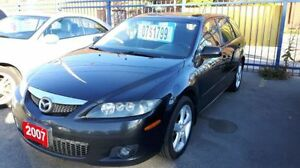 2007 MAZDA 6 , WAGON, AS IS SPECIAL, PLEASE CALL FIRST!