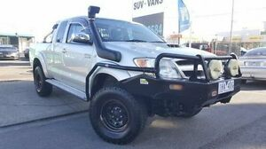 2008 Toyota Hilux KUN26R MY08 SR5 Xtra Cab Silver 5 Speed Manual Utility Dandenong Greater Dandenong Preview