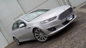 2015 Ford Falcon FG X G6E Turbo Silver 6 Speed Sports Automatic Sedan Bundoora Banyule Area Preview