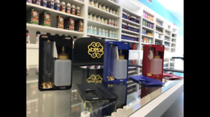 Vape Shop for sale.