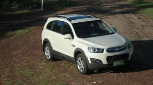 2012 Holden Captiva CG Series II White 6 Speed Sports Automatic Wagon Winnellie Darwin City Preview