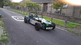 Tiger cat E1 kit car for sale ( no mot , please read description )