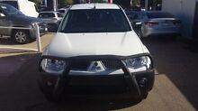2012 Mitsubishi Challenger  White Sports Automatic Wagon Mildura Centre Mildura City Preview