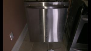 GE GDT696SSFSS Built-In Stainless Steel Dishwasher