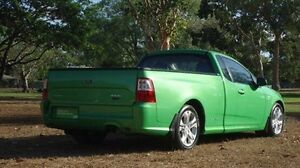 2010 Ford Falcon FG XR6 Ute Super Cab Green 5 Speed Sports Automatic Utility Winnellie Darwin City Preview