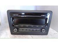 Skoda rapid CD player MP3 2013