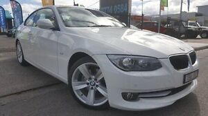 2013 BMW 320D E92 MY1112 Steptronic White 6 Speed Sports Automatic Coupe Dandenong Greater Dandenong Preview